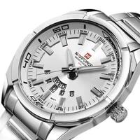 watch men top brand men watches full steel waterproof casual quartz date sport military wrist watch relogio masculino