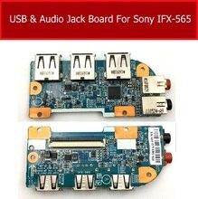 Carte USB et Audio AIYIGI pour Sony Vaio VPC EA EB VPCEA VPCEB VPC-EA VPC-EB IFX-565 IFX565 carte son USB Audio_USB DB M960