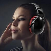 2021tactical earmuffs anti noise hearing protector noise canceling headphones hunting work study sleep ear protection shooting