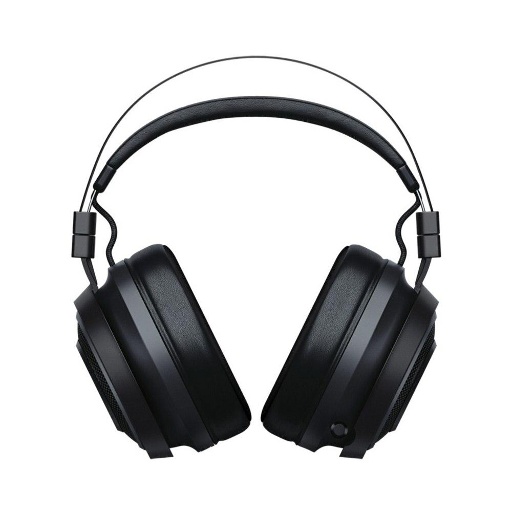 Razer Nari Ultimate игровая гарнитура наушники беспроводные 7,1 объемный звук наушники THX пространственное аудио и Haptic отзывы