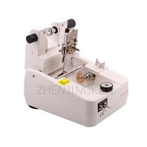 Eyeglass Slotting Machine High-power Low Noise Motor Half Frame Glasses Slotted Wire Drawing Machine Automatic Slotting Equipmen
