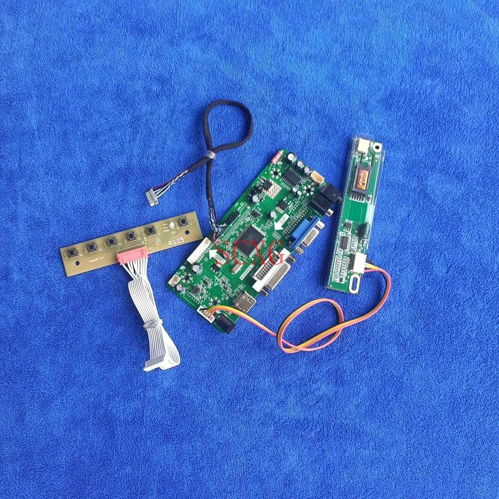 M.NT68676 لوحة للقيادة ل NL10276BC28-08B/11F/21A/21E/21F/24C/27E VGA DVI HDMI-متوافق 1024*768 1CCFL عدة LVDS 20 دبوس مصفوفة