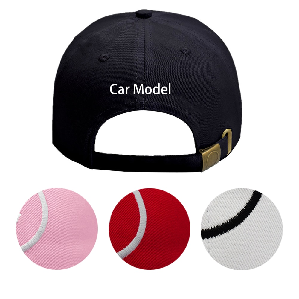 Adjustable Car Emblem Hat Auto Star Logo Baseball Cap Gorra Men Women Outdoor Sports Sunhat Casquette Marque Styling Accessories