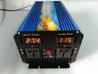 pura onda senoidal inversor 12v 230v 3000w peak 6000w pure sine wave solar inverter