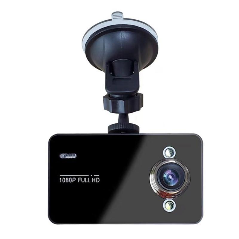 Автомобильный видеорегистратор 2,7 дюйма 1080P HD, видеорегистратор для вождения, видеорегистратор с датчиком ночного видения, автомобильные а...