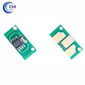 8PCS X Compatible For Konica Minolta Bizhub C250 C252 250 252 Imaging Drum Unit Reset Chip IU210C IU210M IU210Y IU210K Drum Chip