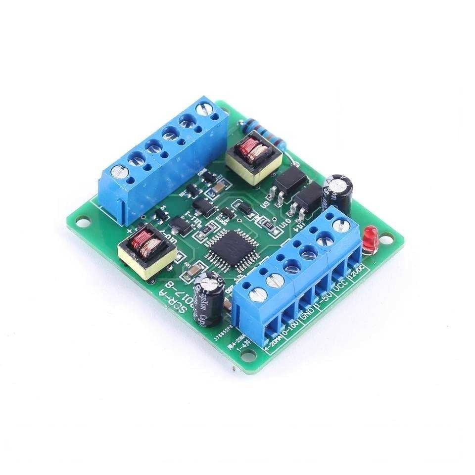 مرحلة واحدة SCR الزناد مجلس ، SCR-A مع MTC منظم ، الحرارة ، سرعة