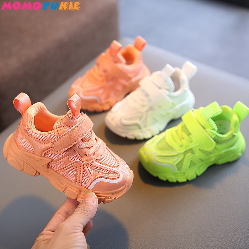 toddler baby kids shoes for boys girls training children's shoes sneakers tenis infantil sneakers sh