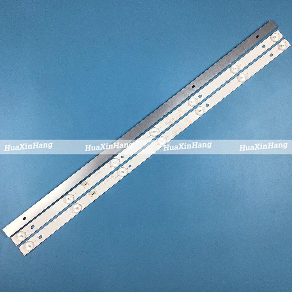 LED Strips For AOC 3212M LD32E12M 303GC320038 GC32D07-ZC21FG-15 32PHF5011 32PHF3001/T3/32PHF3001/T3 32PHF3011/T3 32PHF3021/T3