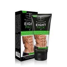 Crème musculaire abdominale puissante crème de perte de poids musculaire forte Anti Cellulite produit de graisse brûlée
