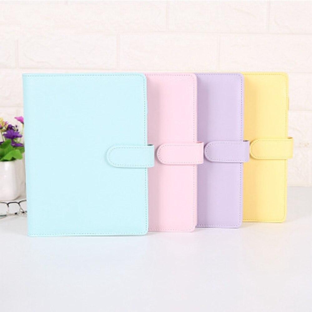 Женский блокнот A5 A6, дневник, журнал, милые школьные принадлежности, блокнот