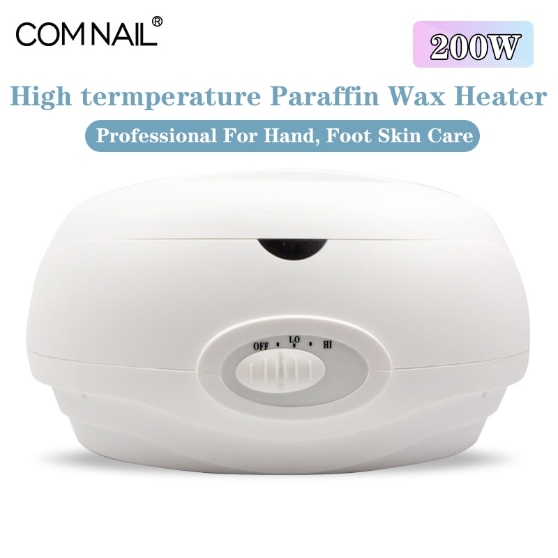 Hand Paraffin Heater Therapy Bath Wax Pot Warmer Equipment Keritherapy System Beauty Salon Spa Body