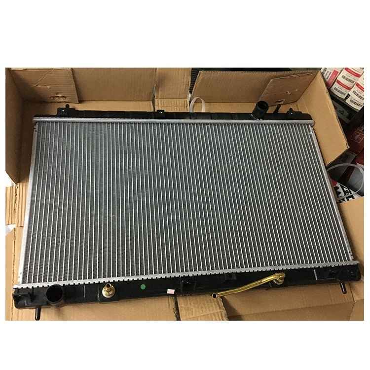 21460MP100 Engine Cooling Part Copper Aluminum INTERCOOLER  Radiator For Luxgen 7 MPV MASTER CEO enlarge