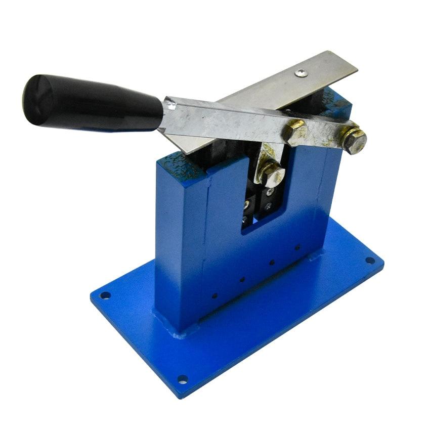 Аппарат для запечатывания алюминиевых ламинатов, устройство для запечатывания зубных пар, металлических шлангов, ручной обжимной упаковщик с кодами даты