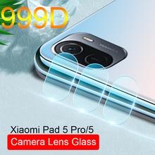3PCS Back Camera Lens Tempered Glass For Xiaomi mi Pad 5 2021 screen protector 11 inch film MI Pad 5