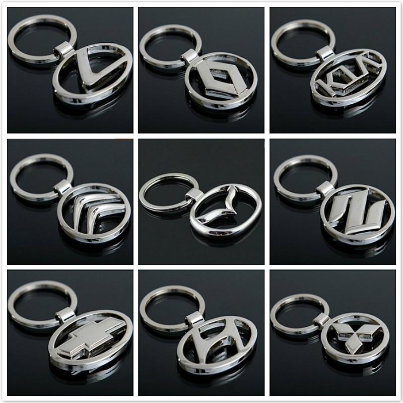 Автомобильный Стайлинг брелок аксессуары для Suzuki Citroen Toyota Hyundai Opel KIA Volvo Mitsubishi Lexus Mazda автомобильный брелок для ключей