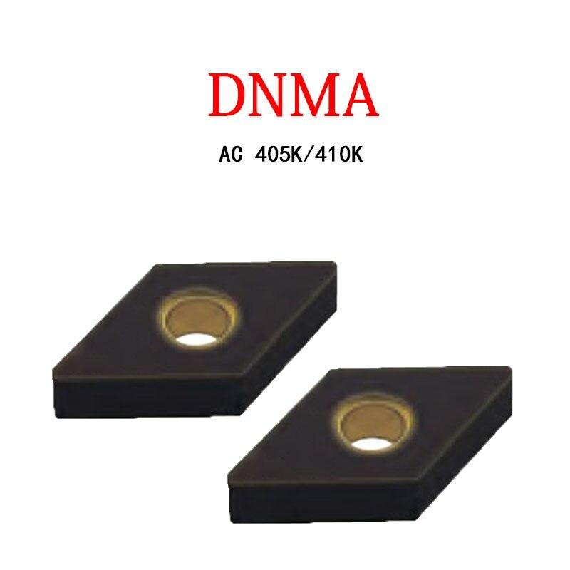 إدراج كربيد باستخدام الحاسب الآلي لالحديد الزهر DNMA DNMA150412 AC410K AC405K عالية الجودة ودائم مخرطة آلة القاطع أداة عرقوب بار
