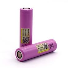6 40PCS LiitoKala 35E original 18650 power lithium batterie 3500mAh 3,7 v 25A high power INR18650 35E adapter für power tools Wiederaufladbare Batterien    -
