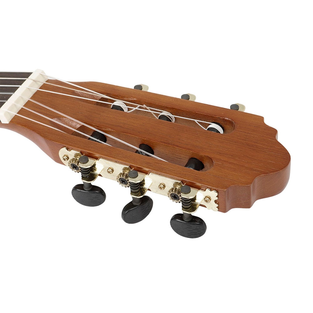 39 Inch Classic Guitar 6 Strings Classical Guitar Spruce Wood Guitar Beginner Kids Musical Gift Instrument With Bag Accessories enlarge