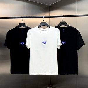 2021fw new fashion T-shirt 1:1 ader error fashion brand folding letter logo 100% cotton tee hip hop loose Unisex short sleeve