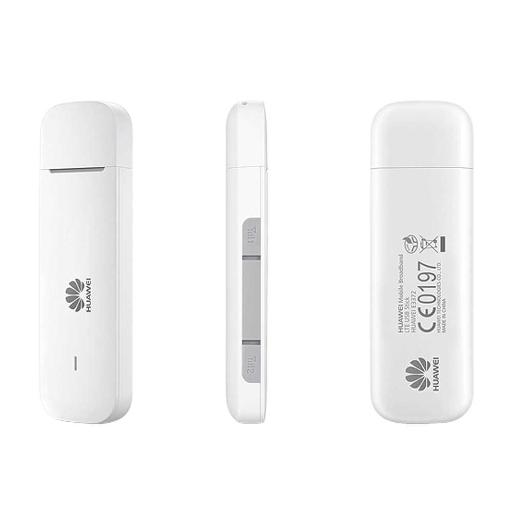 Unlocked Huawei E8372h-510 150Mbps Wingle 4G LTE USB Modem Wifi Mobile Support 16 Users enlarge