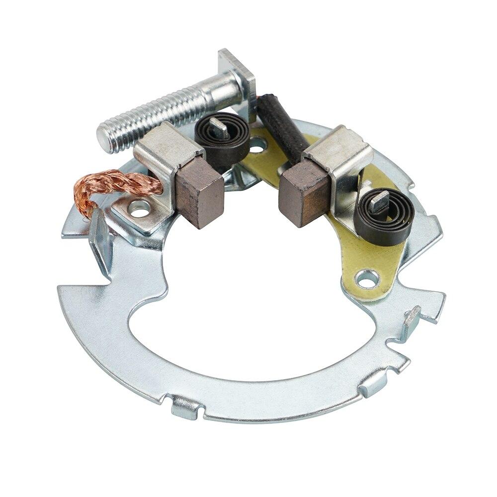 Kit de reparación de arranque ATV, Kit de reconstrucción de placa de cepillo para Honda TRX250X TRX 250, Recon Sportrax Foreman FourTrax Rancher 31206-MN4-008