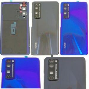 OEM For Huawei nova 7 Pro 5G JER-AN10 Housing Back Door Battery Cover
