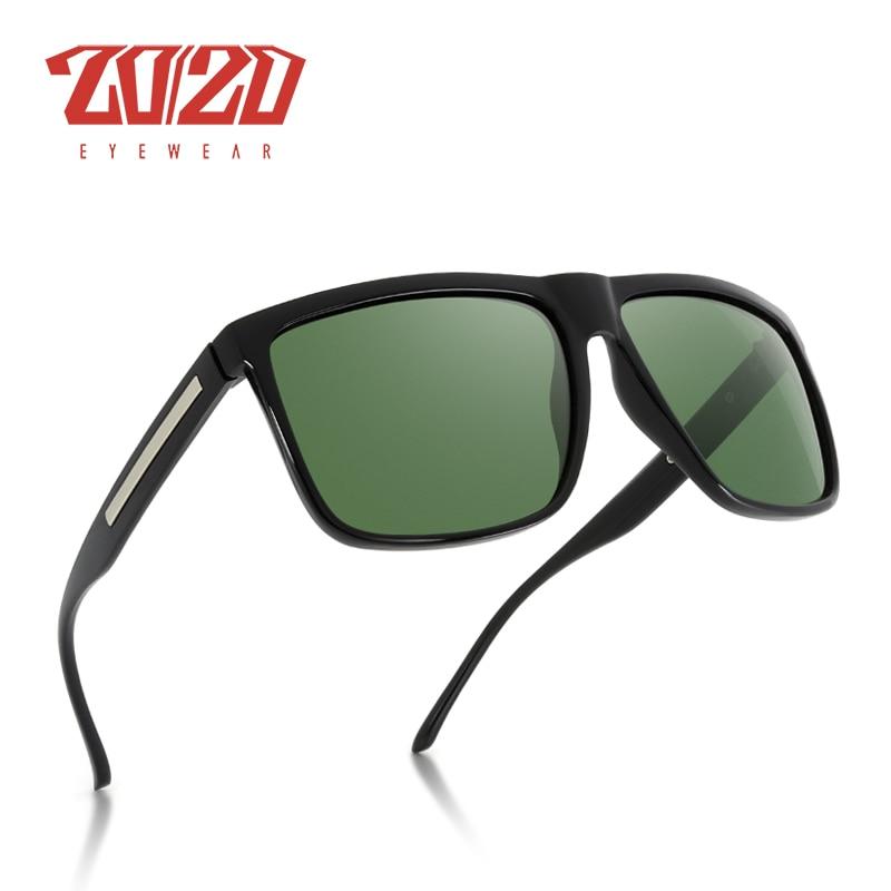 Classic Unisex 100% UV400 Polarized Driving Sun Glasses For Men Polarised Stylish Sunglasses Male Go