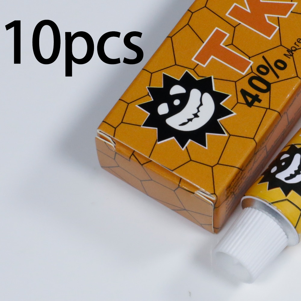 40% Gold Yellow tktx Tattoo Painless Cream take care gel Before Permanent makeup Body Eyebrow Eyelin