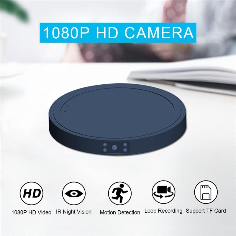 QZT Fake Wireless Charger Camera Night Vision Mini Camcorders Small DVR Camera Full HD 1080P Micro I