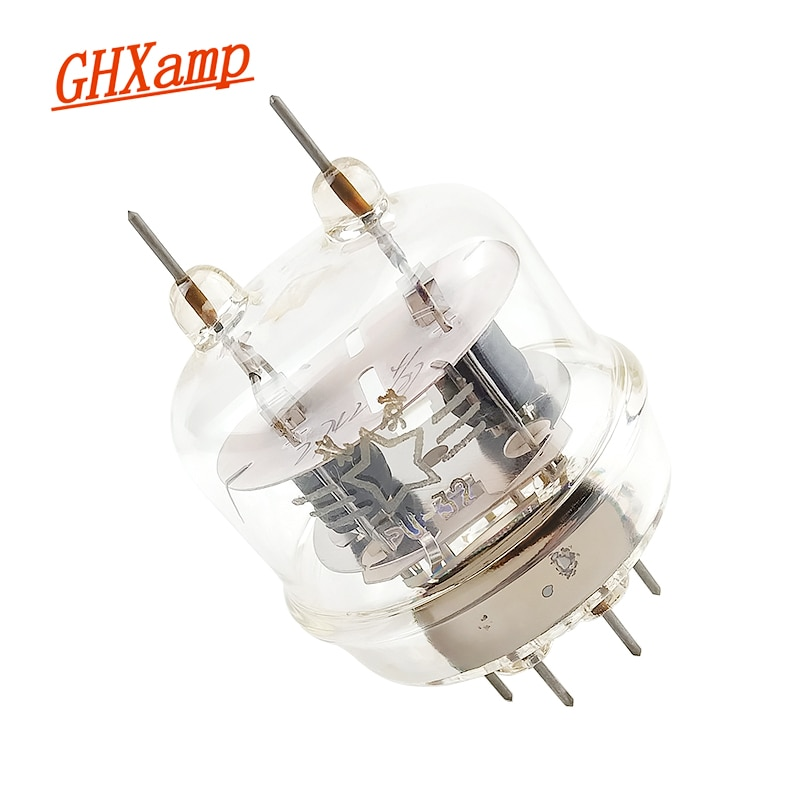 Ghxamp fu32 amplificador de tubo de válvula eletrônica classe j substituir soviético ry32 gu32 GY-32 vt286 832a para banda amplificação de potência 1pc