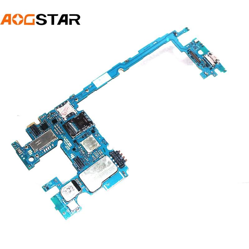 Aogstar-اللوحة الرئيسية لـ LG V20 ، H990 ، H990N ، H990DS ، مع بطاقة SIM مزدوجة ، لوحة منطقية ، كابل مرن 64 جيجابايت
