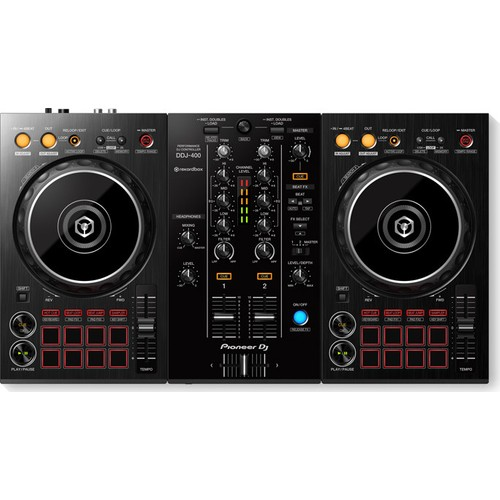 Pioneer DJ DDJ-400 2 Channel Recordbox DJ Controller professional dj Controller (contact for fast delivery) недорого