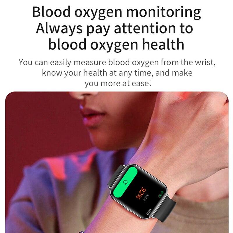 IWO PRO L12 2021 Smart Watch Men Smart Watches Women Smart Watch Android ios Reloj Inteligente Reloj Inteligente Mujer