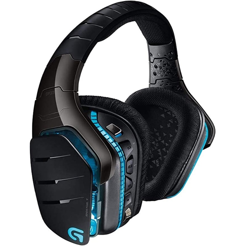 Earphone Ear Pads Sponge Soft Foam Cushion for Logitech G35 G332 G533 G633 G933 G935 G-PRO G433 Headphone enlarge