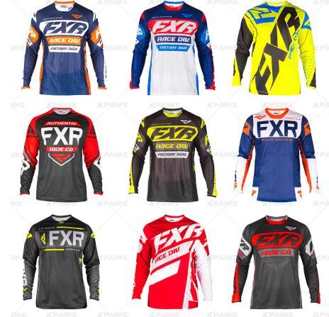 2020 nueva moto cross racing moto rcycle bicicleta de montaña MX de manga larga Camiseta de montar