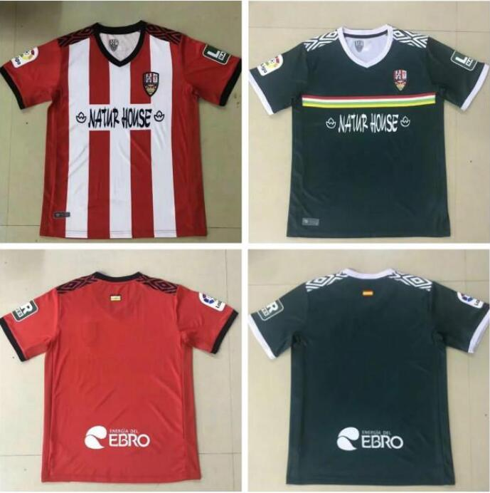 Homens 20 21 ud logroñés correndo camisas 2020 2021 andy inaki errasti zelu vitória logrones personalizar nome