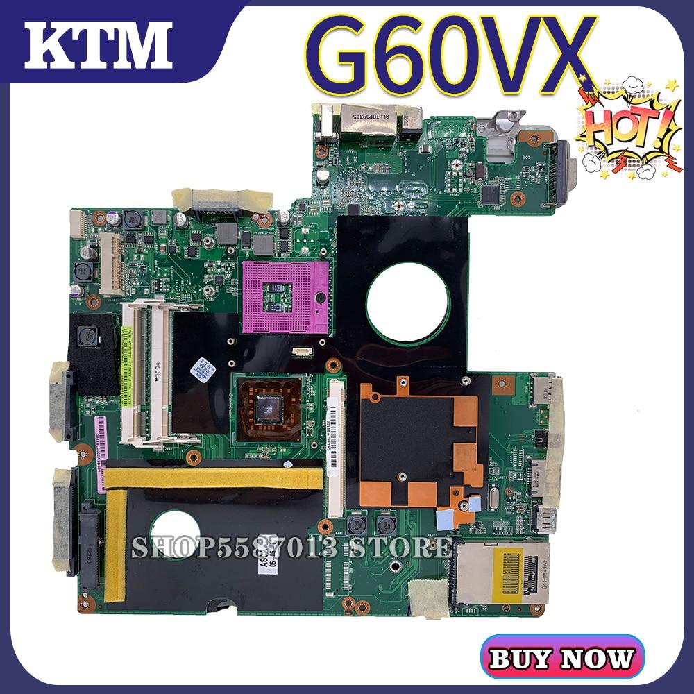 Para ASUS G60V G60VX portátil placa base prueba OK