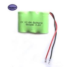 Banggood Mini Universal Plug NIMH 3,6 V 800mAh 3x 2/3AA Tisch Schreibtisch Cordless Telefon Akku