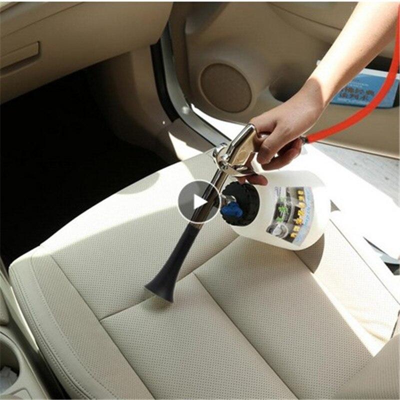 Инструмент для глубокой очистки, мойка для автомобиля, торнадо, для интерьера, питьевая, высокого давления, пистолет, сопло, автомойка, Мощны...