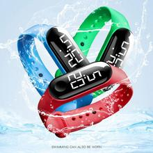Couple children digital M3 LED sports watch fashion sports outdoor sports electronic watch