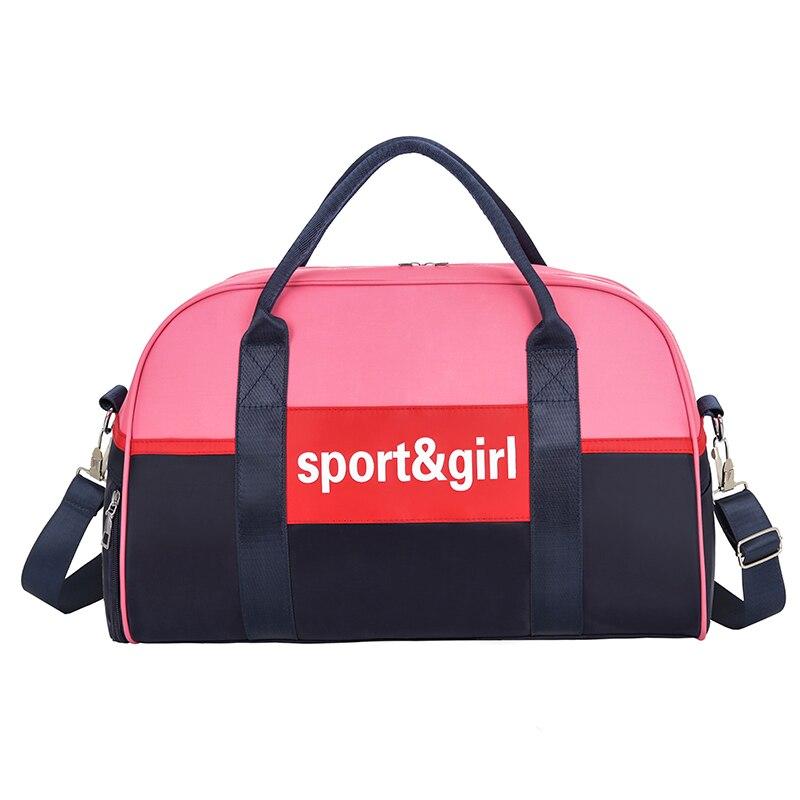 Нейлоновая дорожная сумка, новые модные Упаковочные сумки, оптовая продажа, вещевой мешок, сумка для багажа, дорожная сумка для девочек, орг...