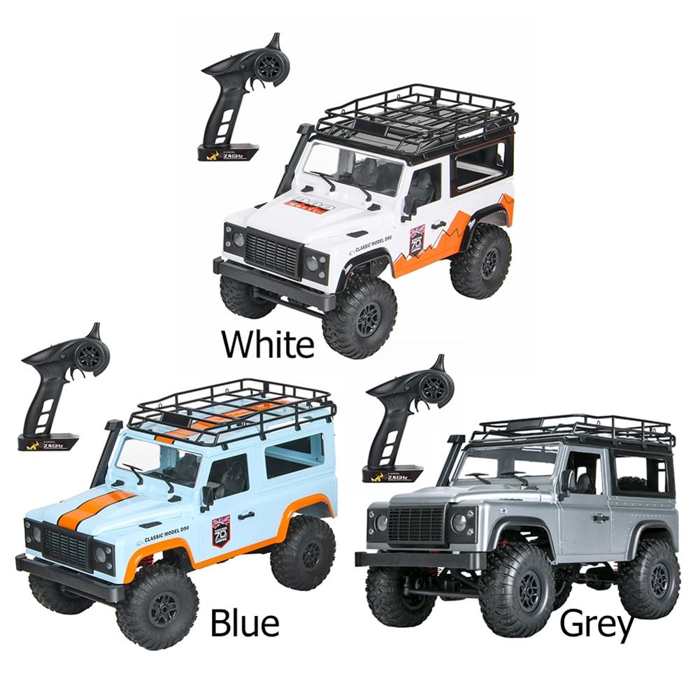 2.4G Four-Wheel Drive Off-Road Vehicle Car Toys Remote Control Trucks Toys Boy Kids RC Crawler Car Buggy Model Toy enlarge