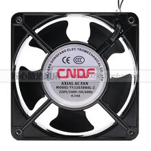 Neue TA12038HSL-2 220 240V 0,14 A 12 cm 12038 schweißen maschine AC fan