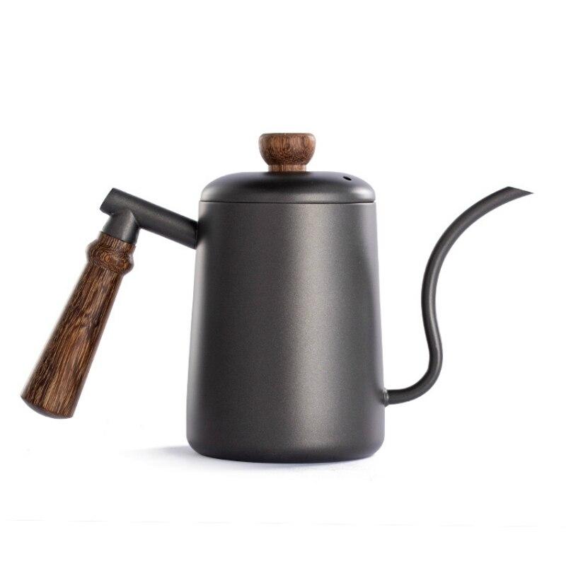 Filtro de cerveja pote café acampamento espresso aço inoxidável portátil gooseneck chaleira cafeteira francesa coffeeware ferramentas ea6kfh