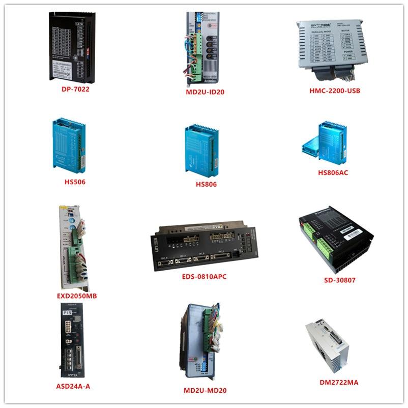 Used DP-7022  MD2U-ID20  HMC-2200-USB  HS506  HS806  HS806AC  EXD2050MB  EDS-0810APC  SD-30807  ASD24A-A  MD2U-MD20  DM2722MA