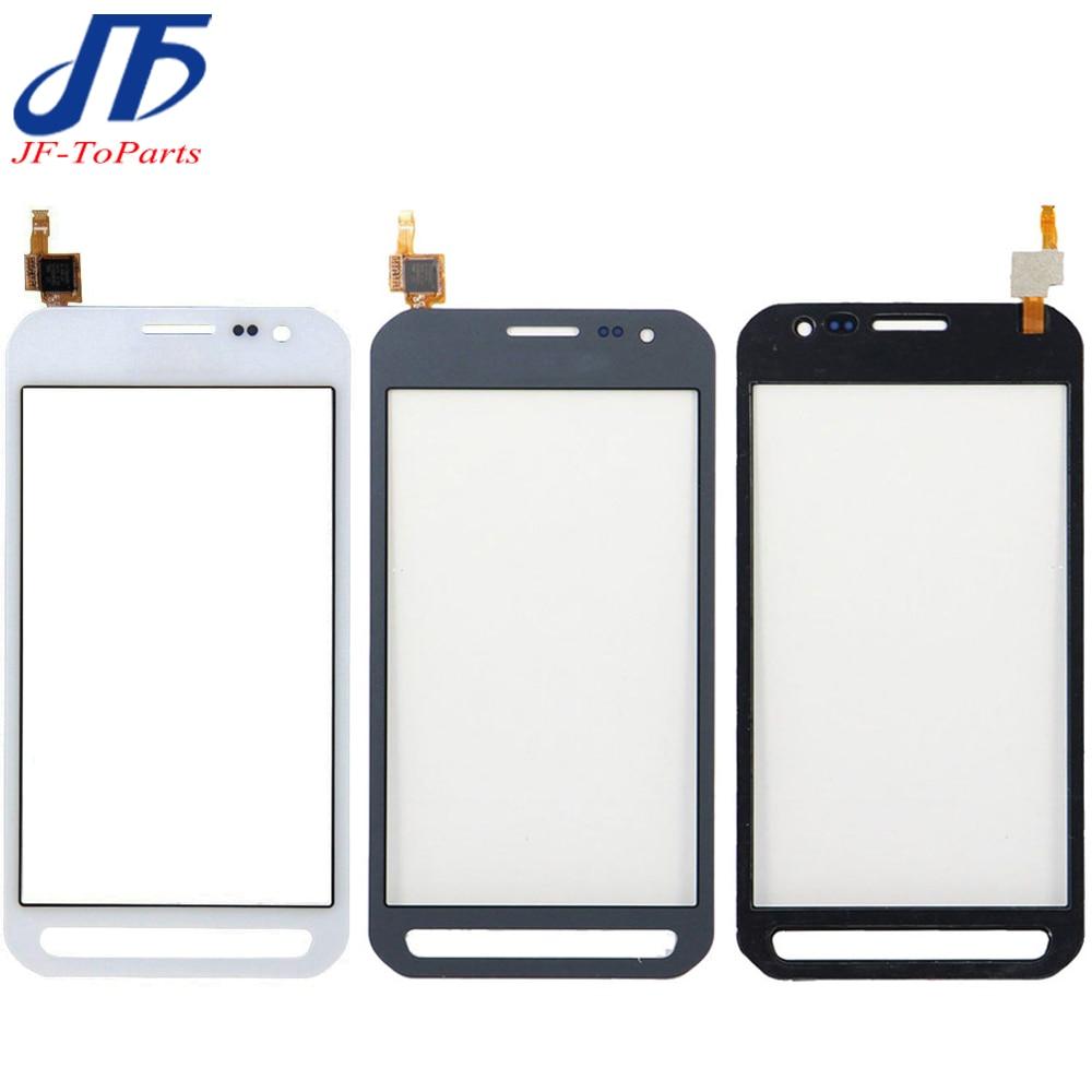 10 Uds reemplazo del Panel táctil para Samsung Galaxy Xcover 3 4 G388 G388F G390 SM G390F Lente de Cristal del sensor del digitalizador de la pantalla táctil