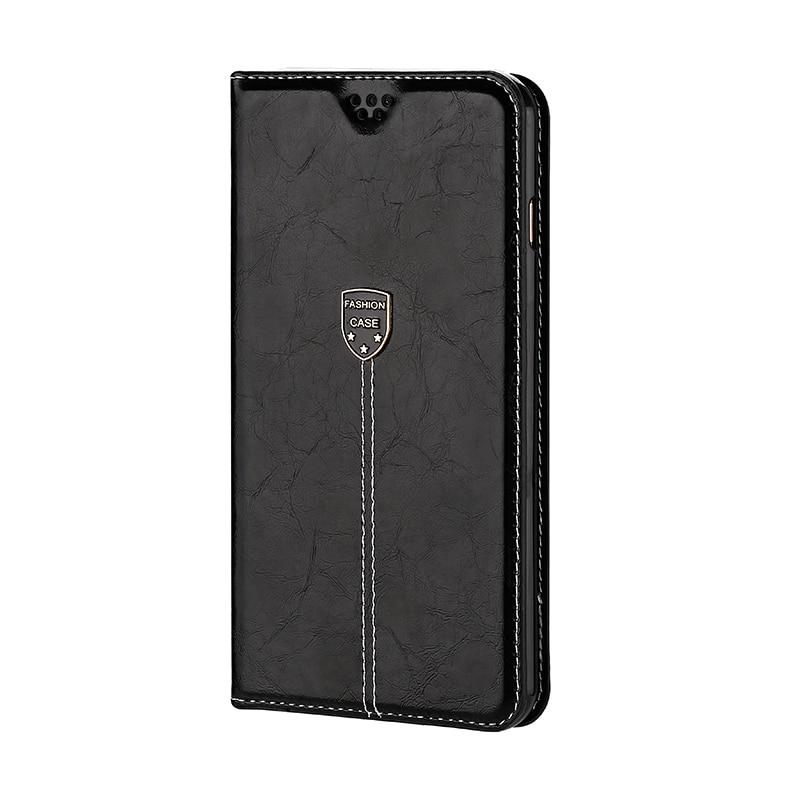 Capa para alcatel one touch idol, capa de silicone OT-6039 6039a 6039 k 6039y, bolsa de telefone de couro, capa traseira caso de negócios