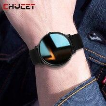 CHYCET Dial Call Smart Watch Men ECG PPG Fitness Bracelet Tracker Sport Smartwatch Women Play Music
