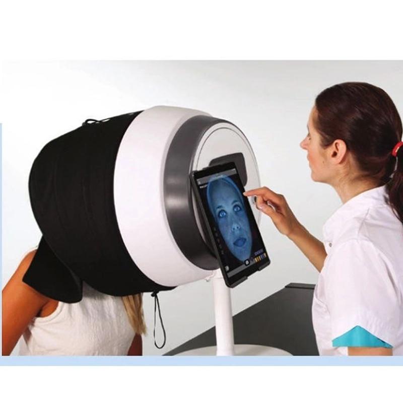Portable Beauty Equipment Skin Scanner Analysis / Analysis Machine Skin